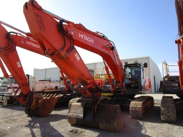 2014 Hitachi ZX330-3 Hydraulic Excavator