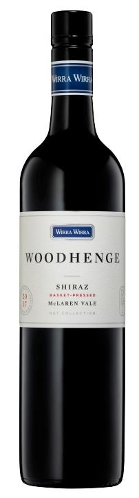Wirra Wirra Woodhenge Shiraz 2017 (6 x 750mL) McLaren Vale, SA