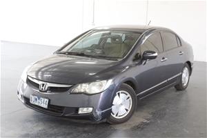 2006 Honda Civic Hybrid 8TH GEN CVT Seda