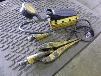 Assorted Hydraulic Equipment