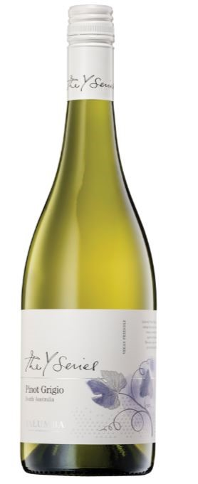 Yalumba Y Series Pinot Grigio 2019 (12 x 750mL) SA