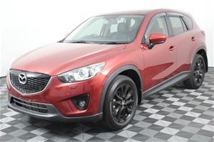 2012 Mazda CX-5 Grand Touring Turbo Dies