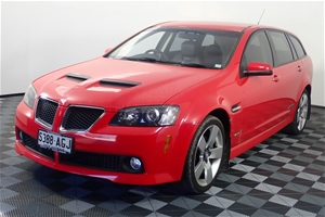 2009 Holden Commodore SS-V VE Automatic