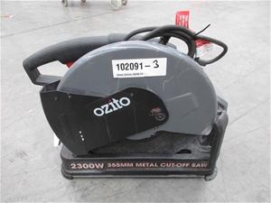 Ozito MCS-2355 Metal Cut-Off Saw