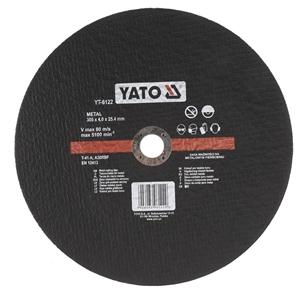 5 x YATO Metal Cutting Discs 305 x 4.0 x