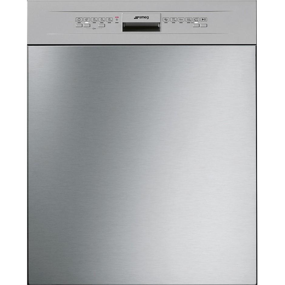Smeg 60cm Stainless Steel Built Under Dishwasher, Model: DWAU6214X