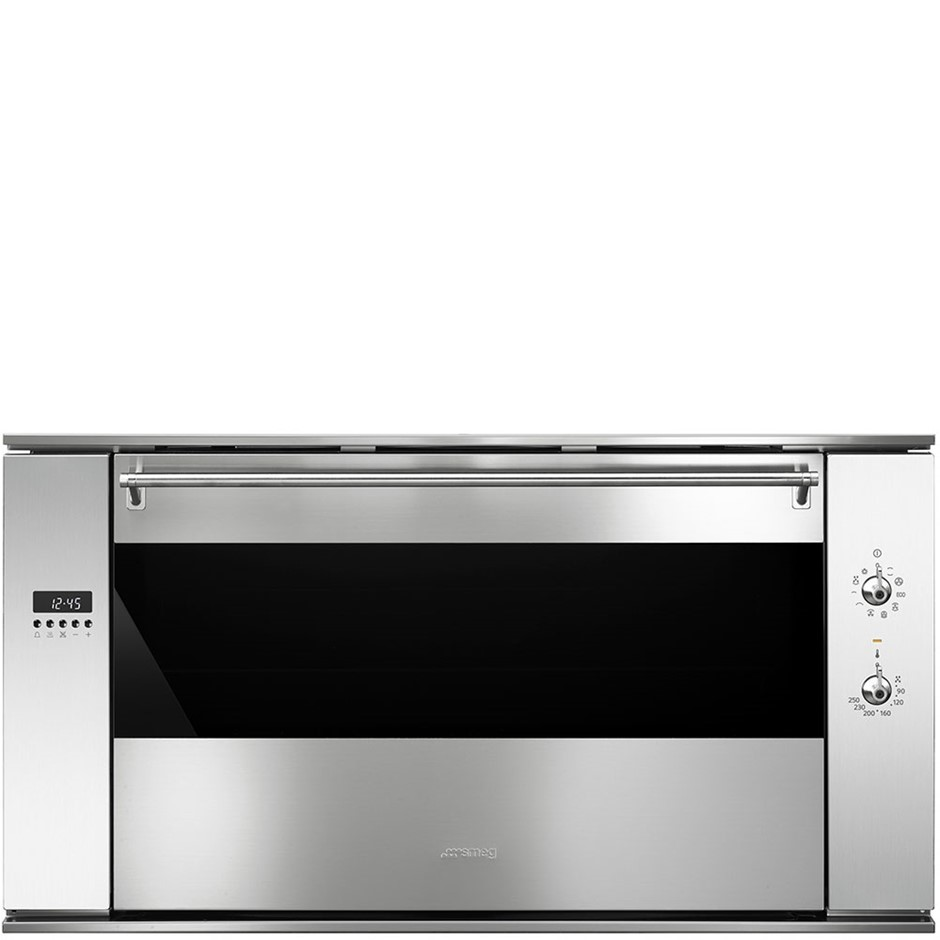 Smeg 90cm Classic Multifunction Electric Oven, Model: SFA9310XR