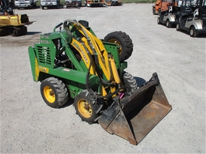 2003 Kanga Loaders Mini Excavator>/b>