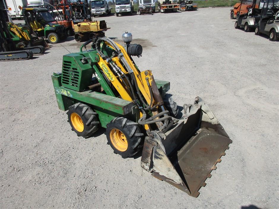 2005 Kanga Loaders Mini Excavator>/b>
