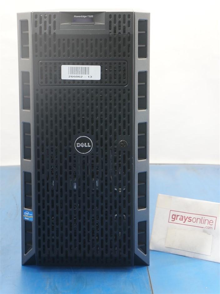 Dell PowerEdge T320 Rackmount Server