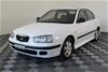 2002 Hyundai Elantra GL XD Manual Sedan
