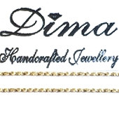 Dima Italian Gold Chain Collection