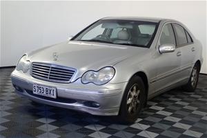 2001 Mercedes Benz C200 Kompressor Avant