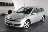 Unreserved 2005 Holden Astra CDX AH Automatic Wagon