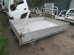 Aluminium Utility Tray Body