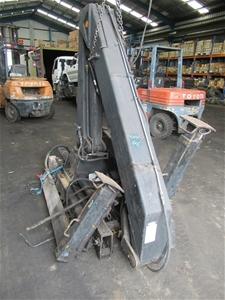 Ateco Heavy Duty Truck Crane
