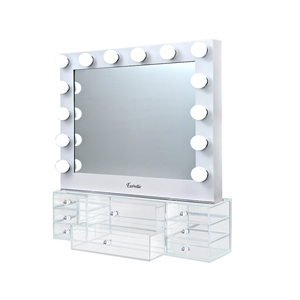 Embellir Hollywood Makeup Mirror With Li