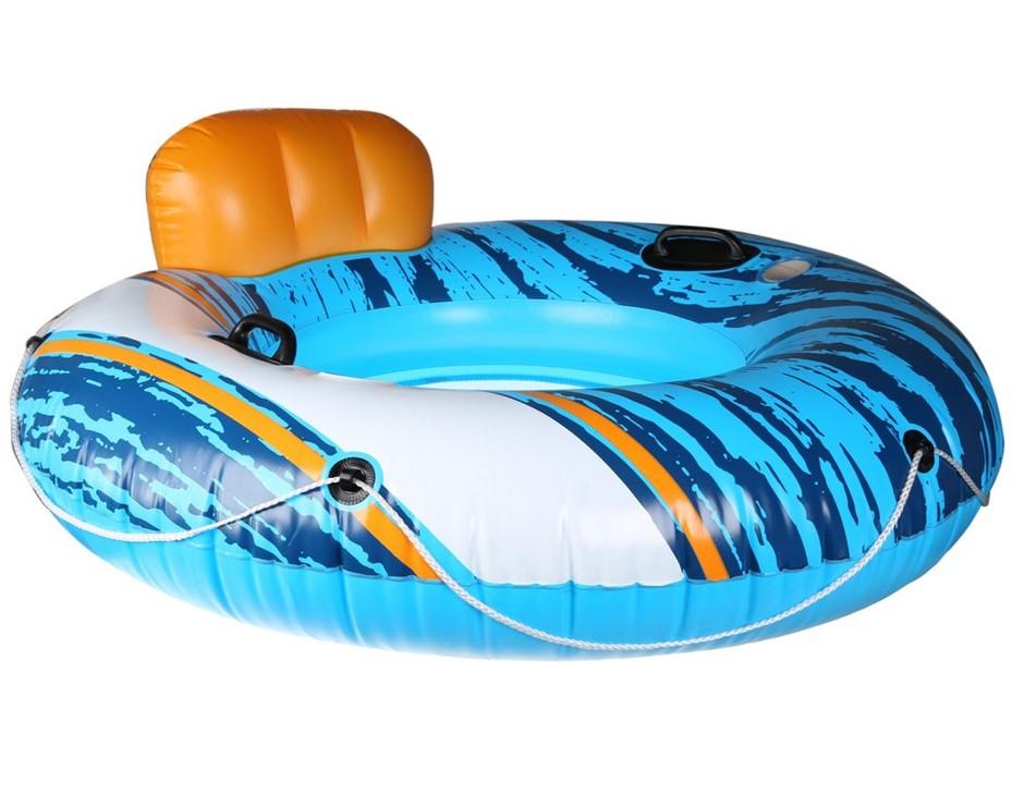 BESTWAY Inflatable Blow Up Pool Chair Tube. N.B not in original box ,Condit
