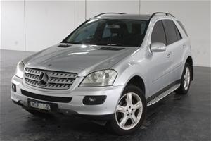 2007 Mercedes Benz ML 320 CDI (4x4) W164