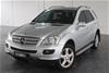 2007 Mercedes Benz ML 320 CDI (4x4) W164 Turbo Diesel Automatic Wagon