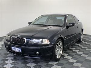 2002 BMW 320Ci E46 Automatic Coupe