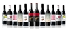 Mixed Aussie Red Dozen feat. Yellow Tail Cabernet Sauvignon (12x 750mL)