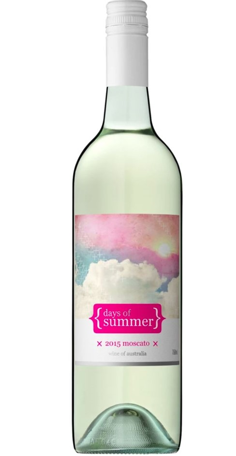 Days Of Summer Moscato NV (12x 750mL) SEA