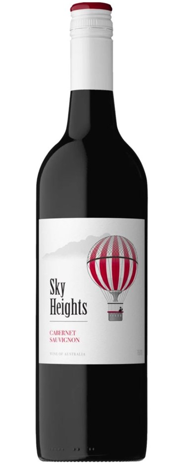 Sky Heights Cabernet Sauvignon NV (12x 750mL) SEA