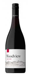 Woodview Hawkes Bay Pinot Noir 2016 (12x 750mL) NZ