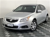 Unreserved 2012 Holden Cruze CD JH Automatic Hatchback