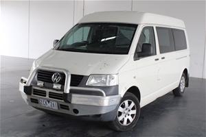 2009 Volkswagen Transporter (LWB) T5 Tur