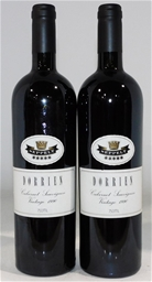 Seppelt 'Dorrien' Cabernet Sauvignon 1990 (2x 750ml)