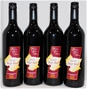 Whiskey Gully Wines 'Rep Red' Cabernet Shiraz 2005 (4x 750ml)