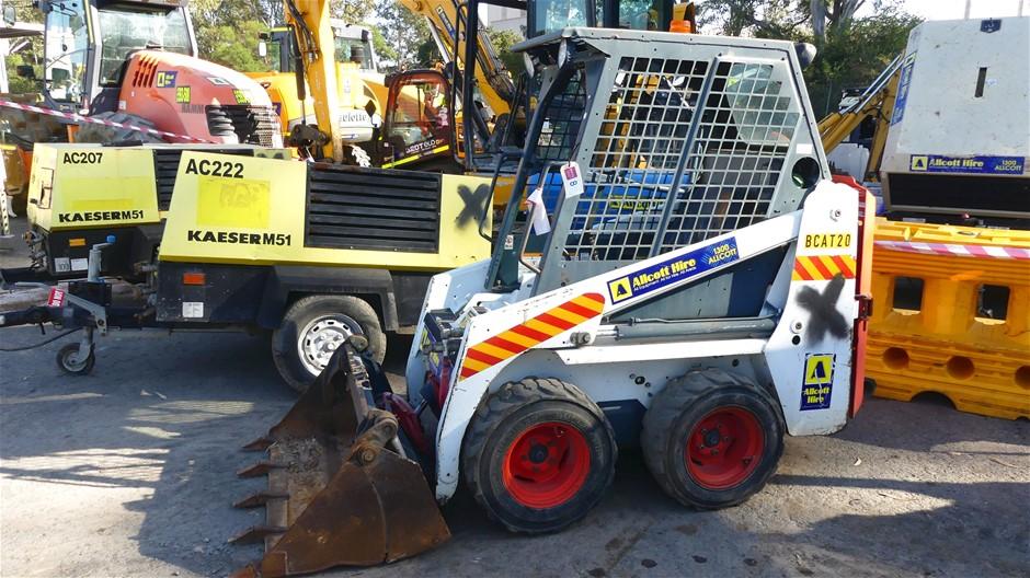 Bobcat 463 Skid Steer Loader