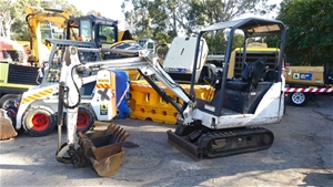 Bobcat 323**J (J Series) Mini Excavator