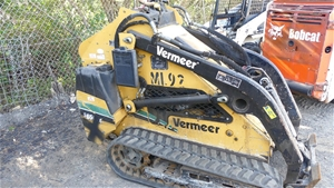 Vermeer S650 TX Mini Skid Steer loader