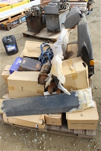 Pallet of Mainly Volvo Parts