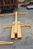 Custom Built Forklift Attachment