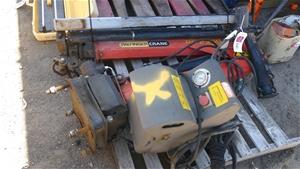 Palfinger Crane PC2300 Compact Truck Cra