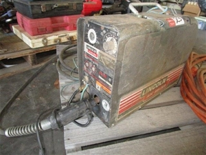 Lincoln Electric Suitcase MIG Welder