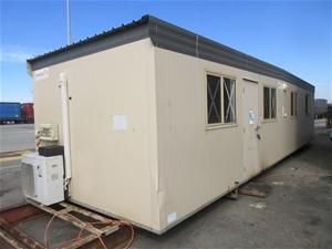 2012 14.4m x 3.3m Transportable Office B