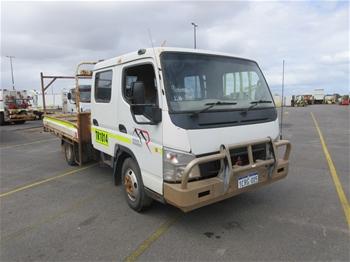 2007 Mistubishi Canter Crew Cab Truck