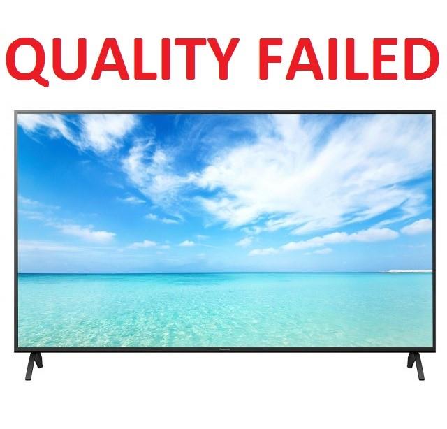 """Panasonic TH65GX740A 65"""" LED 4K UHD LED TV"""