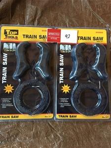 Train Saw