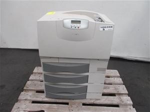 Lexmark C762 Laser Printer