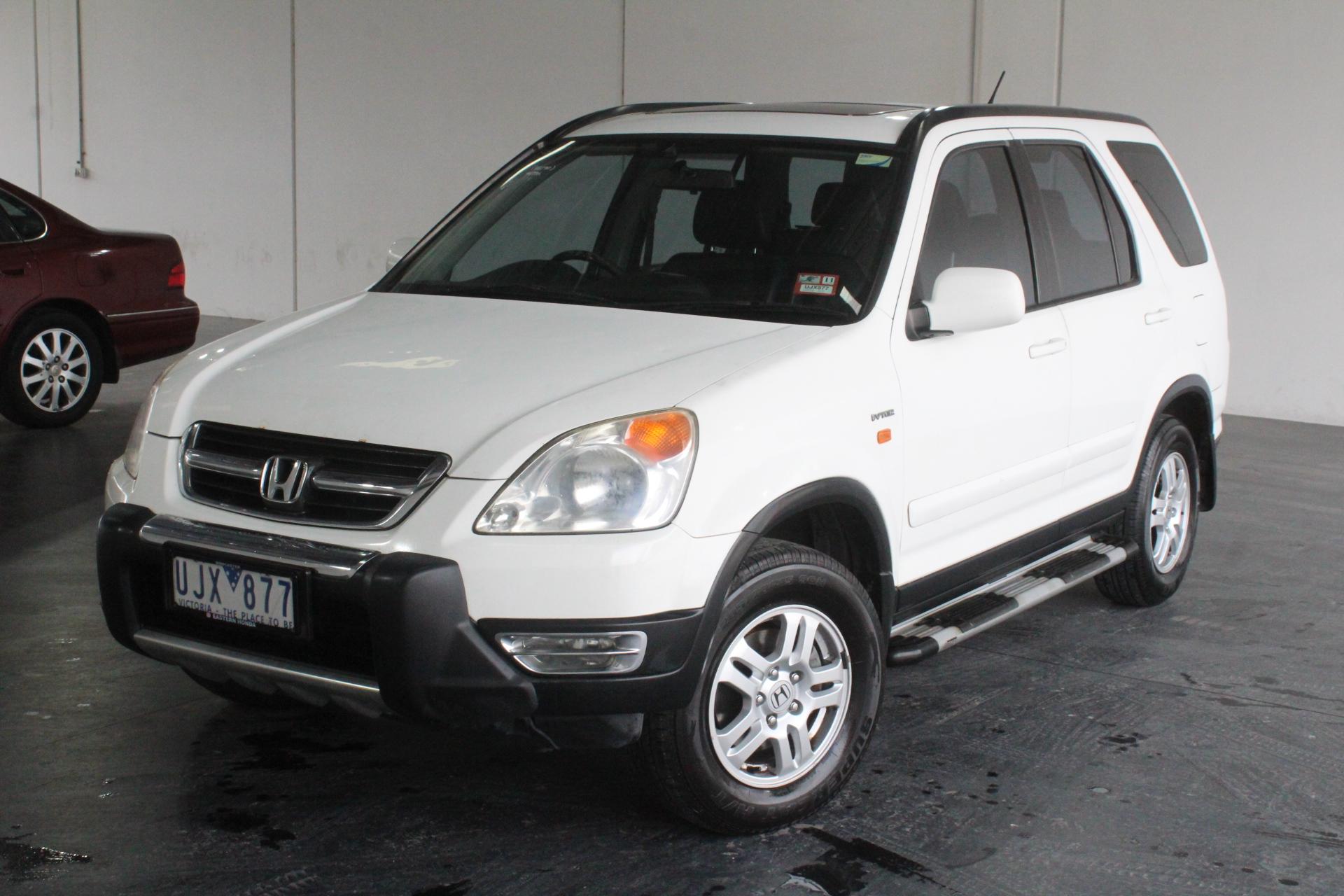 2004 Honda CR-V Sport RD Automatic Wagon (WOVR-INSPECTED)