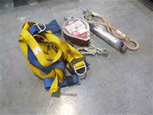 Assorted Mighty Lite Lifting Equipment