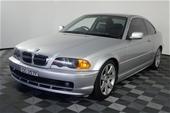 2000 BMW 3 23Ci E46 Automatic Coupe