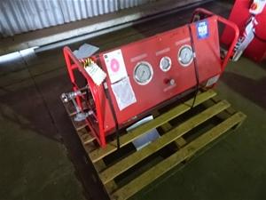 Gas Booster Unit, DGP-SG, DAEHA Co Ltd