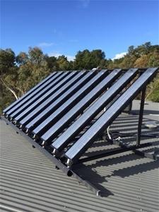 Technique Solar TSM-002 Hybrid Solar Ene